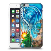 Official Drew Brophy Surf Art 2 Wall Of Skulls Hard Back Case For Apple Iphone 6 Plus / 6S Plus