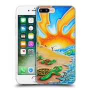 Official Drew Brophy Surf Art 2 Turtle Beach Hard Back Case For Apple Iphone 7 Plus