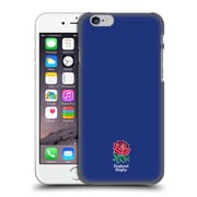 Official England Rugby Union 2016/17 The Rose Plain Navy Hard Back Case For Apple Iphone 6 / 6S