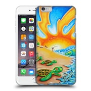 Official Drew Brophy Surf Art 2 Turtle Beach Hard Back Case For Apple Iphone 6 Plus / 6S Plus