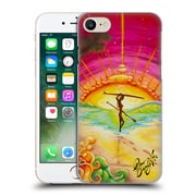 Official Drew Brophy Surf Art She Walks On Water Hard Back Case For Apple Iphone 7