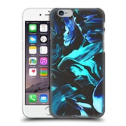 Official Djuno Tomsni Abstract Deep Blue Hard Back Case For Apple Iphone 6 / 6S