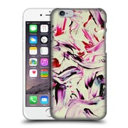Official Djuno Tomsni Abstract Lila Hard Back Case For Apple Iphone 6 / 6S