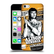 Official Orphan Black #Cloneclub Alison Hendrix Hard Back Case For Apple Iphone 5C