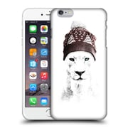 "Official Julien ""Corsac"" Missaire Animals Xmas Lioness Hard Back Case For Apple Iphone 6 Plus / 6S Plus"