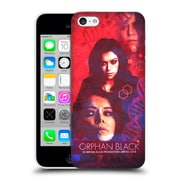 Official Orphan Black Characters Sarah Hard Back Case For Apple Iphone 5C