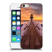 Official Michael Blanchette Lighthouses Runway To The Sky Hard Back Case For Apple Iphone 5 / 5S / Se