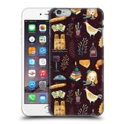 Official Oilikki Food Patterns Paris Hard Back Case For Apple Iphone 6 Plus / 6S Plus