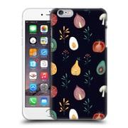 Official Oilikki Food Patterns Vegetables Hard Back Case For Apple Iphone 6 Plus / 6S Plus