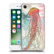 Official Mat Miller Oceans Jellyfish Hard Back Case For Apple Iphone 7