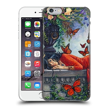 Official Jane Starr Weils Goddess 2 Monarch Butterfly Queen Hard Back Case For Apple Iphone 6 Plus / 6S Plus