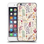 Official Oilikki Patterns Botanical Light Hard Back Case For Apple Iphone 6 Plus / 6S Plus