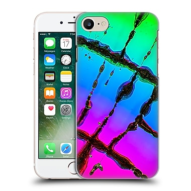 Official Elena Kulikova Vivid Electric Spectrum Hard Back Case For Apple Iphone 7