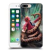 Official Eric Joyner Donuts Snakefight Hard Back Case For Apple Iphone 7 Plus