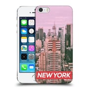 Official Efty Places New York Hard Back Case For Apple Iphone 5 / 5S / Se