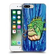 Official Drew Brophy Surf Art 2 Wormy And Stan Hard Back Case For Apple Iphone 7 Plus