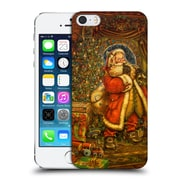 Official Myles Pinkney Art Christmas Presence Hard Back Case For Apple Iphone 5 / 5S / Se