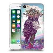 Official Mat Miller Birds Journeying Spirit Owl Hard Back Case For Apple Iphone 7