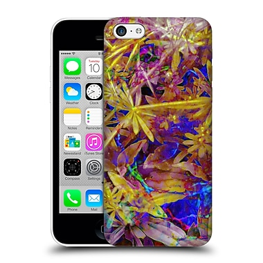 Official Magdalena Hristova Secret Garden Multicolour Hard Back Case For Apple Iphone 5C