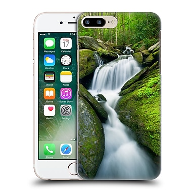 Official Michael Blanchette Appalachians Mossy Rocks On Cascade Hard Back Case For Apple Iphone 7 Plus