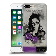 Official Orphan Black Posters Cosima Hard Back Case For Apple Iphone 7 Plus
