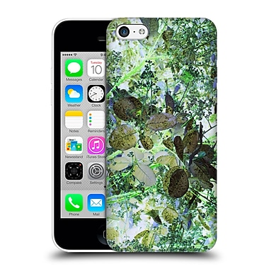 Official Magdalena Hristova Secret Garden Green Hard Back Case For Apple Iphone 5C