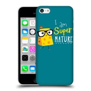Official Dinomike Fun Illustrations Super Mature Hard Back Case For Apple Iphone 5C