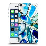 Official Elena Kulikova Agates Bohemian Blue Earth Hard Back Case For Apple Iphone 5 / 5S / Se