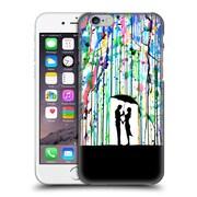 Official Marc Allante Silhouettes Pour Deux Hard Back Case For Apple Iphone 6 / 6S