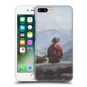 Official Luke Gram Tropical North Cascades Ii Hard Back Case For Apple Iphone 7 Plus