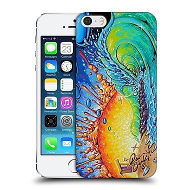 Official Drew Brophy Surf Art Newport Tube Hard Back Case For Apple Iphone 5 / 5S / Se