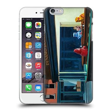 Official Eric Joyner Robo Shop Hawks Hard Back Case For Apple Iphone 6 Plus / 6S Plus