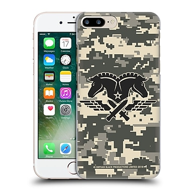 Official Orphan Black Graphics Castor Tattoo Hard Back Case For Apple Iphone 7 Plus