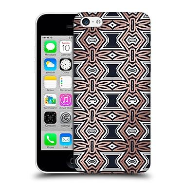 Official Magdalena Hristova Ornaments Rose Gold 4 Hard Back Case For Apple Iphone 5C