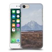 Official Luke Gram Landscapes Jackson, Wyoming Iv Hard Back Case For Apple Iphone 7