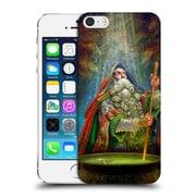 Official Myles Pinkney Art The Cauldron Hard Back Case For Apple Iphone 5 / 5S / Se