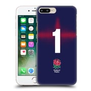Official England Rugby Union 2016/17 Alternate Kit Position 1 Hard Back Case For Apple Iphone 7 Plus