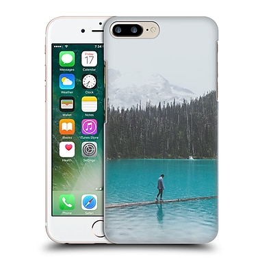 Official Luke Gram Tropical Joffree Lakes, Canada Hard Back Case For Apple Iphone 7 Plus