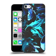 Official Djuno Tomsni Abstract Deep Blue Hard Back Case For Apple Iphone 5C