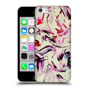 Official Djuno Tomsni Abstract Lila Hard Back Case For Apple Iphone 5C