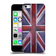 Official Magdalena Hristova Union Jack Painted Hard Back Case For Apple Iphone 5C