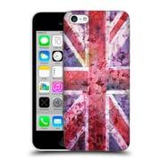 Official Magdalena Hristova Union Jack Floral Hard Back Case For Apple Iphone 5C