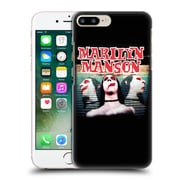 Official Marilyn Manson Key Art Sweet Dreams Hard Back Case For Apple Iphone 7 Plus