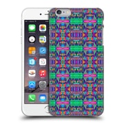 Official Amy Sia Tribal Patchwork Pink 2 Hard Back Case For Apple Iphone 6 Plus / 6S Plus