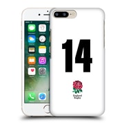 Official England Rugby Union 2016/17 Home Kit Position 14 Hard Back Case For Apple Iphone 7 Plus