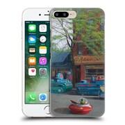 Official Eric Joyner Robo Shop Heavy Traffic Hard Back Case For Apple Iphone 7 Plus