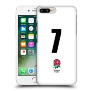 Official England Rugby Union 2016/17 Home Kit Position 7 Hard Back Case For Apple Iphone 7 Plus