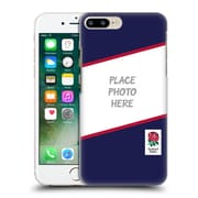 Custom Customised Personalised England Rugby Union 2016/17 Alternate Kit Colors Hard Back Case For Apple Iphone 7 Plus