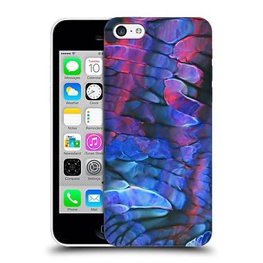 Official Djuno Tomsni Abstract 2 Paths Hard Back Case For Apple Iphone 5C