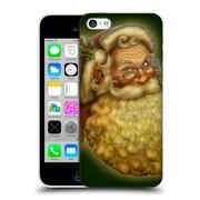 Official Myles Pinkney Art Santa Hard Back Case For Apple Iphone 5C